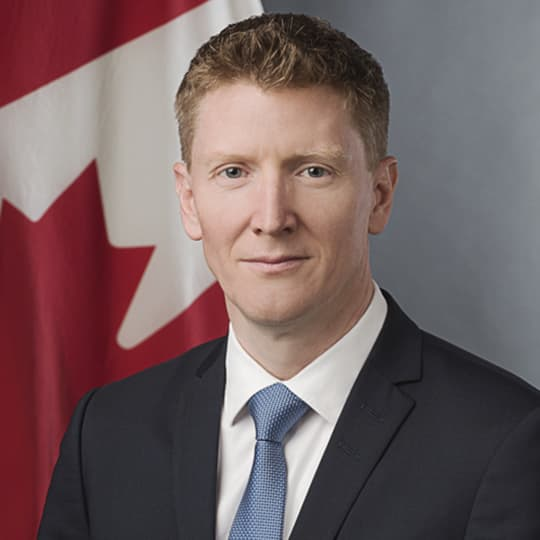 Jason Tolland, Ambassador to Finland, Embassy of Canada