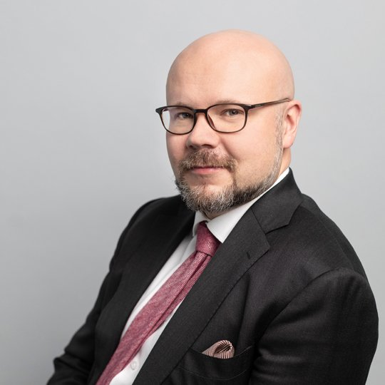 Matti Hietanen, CEO, Finnish Minerals Group