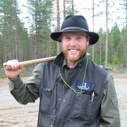 Tobias Bauer, PhD, Associate Professor, Luleå University of Technology, Sweden
