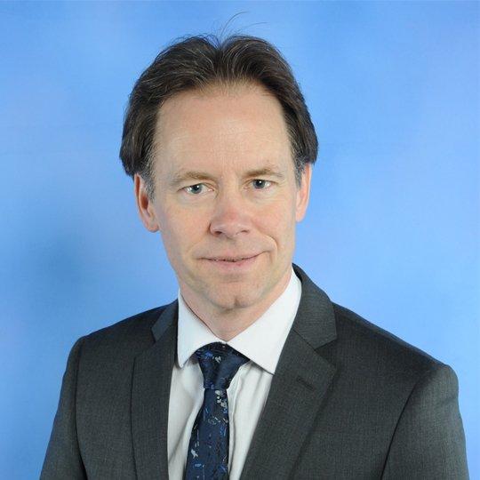 Øystein Rushfeldt, CEO, Nussir ASA