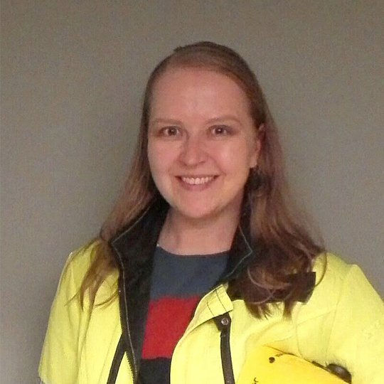 Johanna Alitalo, Geologist & Data Manager, Nordic Gold / Women in Mining Finland