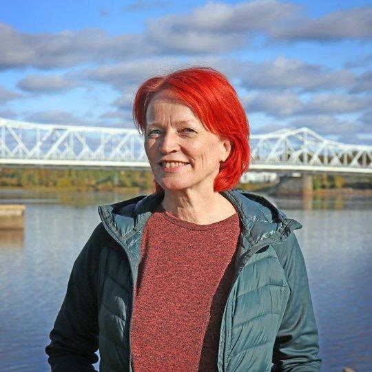 Jaana Koivumaa, Manager, Hannukainen Mining Oy