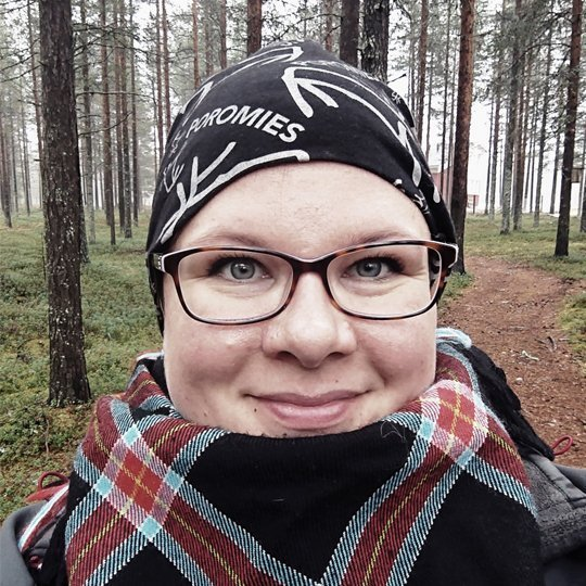Marja Anttonen, Finnish Reindeer Herders' Association, Member of the Finnish Network for Sustainable Mining