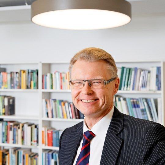 Mika Nykänen, Director General, Geological Survey of Finland
