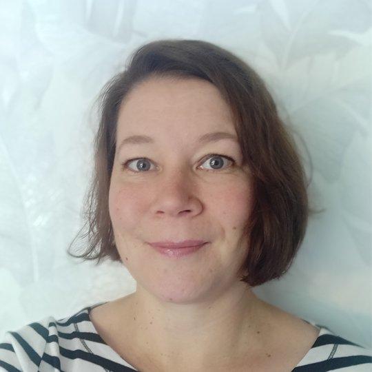 Hanna Junttila, Chair of the Board, Women in Mining Finland Association