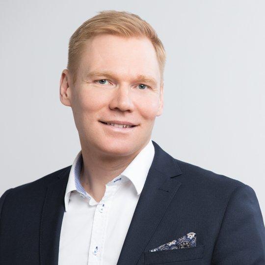 Jani Lösönen, Managing Director, Agnico Eagle Finland Oy
