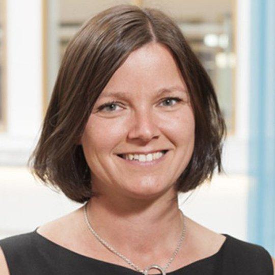 Maria Åstrand, Vice President Active Materials, Northvolt, Sweden