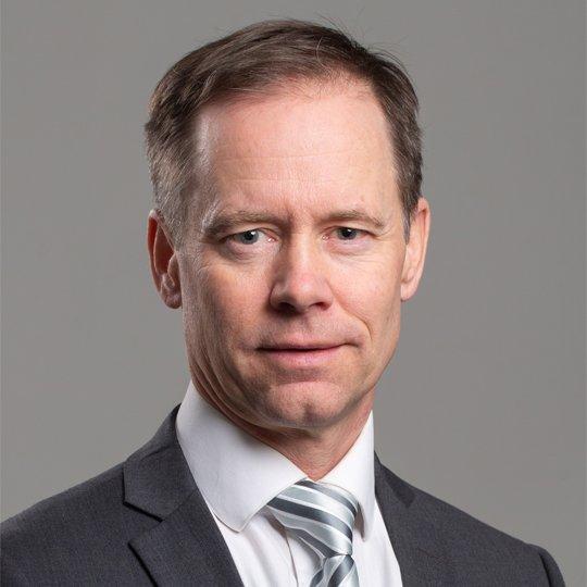 Øystein Rushfeld, CEO, Nussir ASA, Norway
