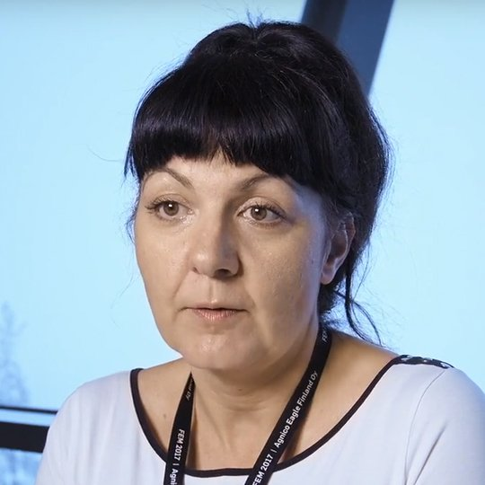 Sabina Strmic Palinkas, PhD, Associate Professor, UiT The Arctic University of Norway