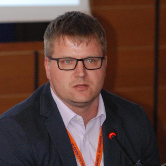 Veiko Karu, Senior Project Manager, Tallinn University of Technology, Department of Geology, Estonia
