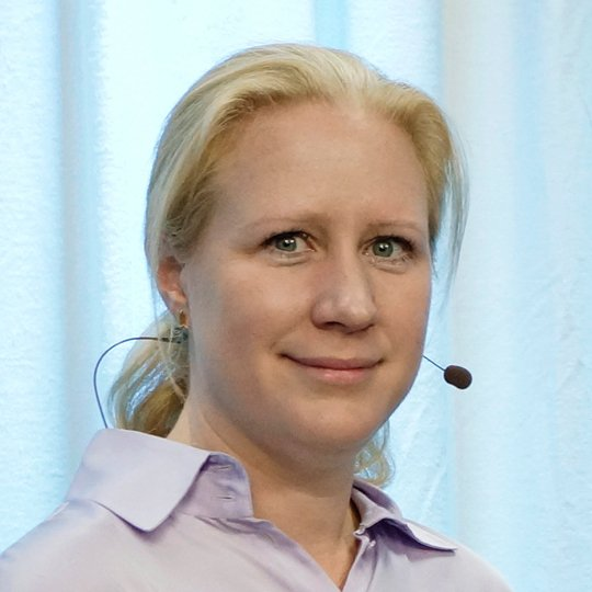 Therese Bejgarn, PhD, R&D Strategist, Geological Survey of Sweden